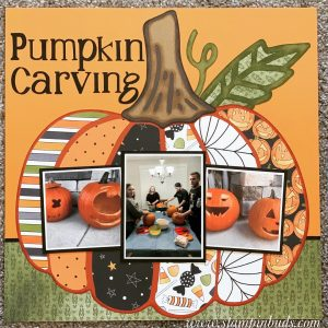 Pumpkin Carving Page