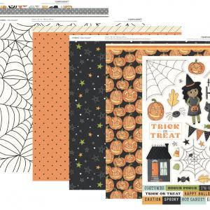 CC8201 Got Candy? Paper + Sticker Sheet