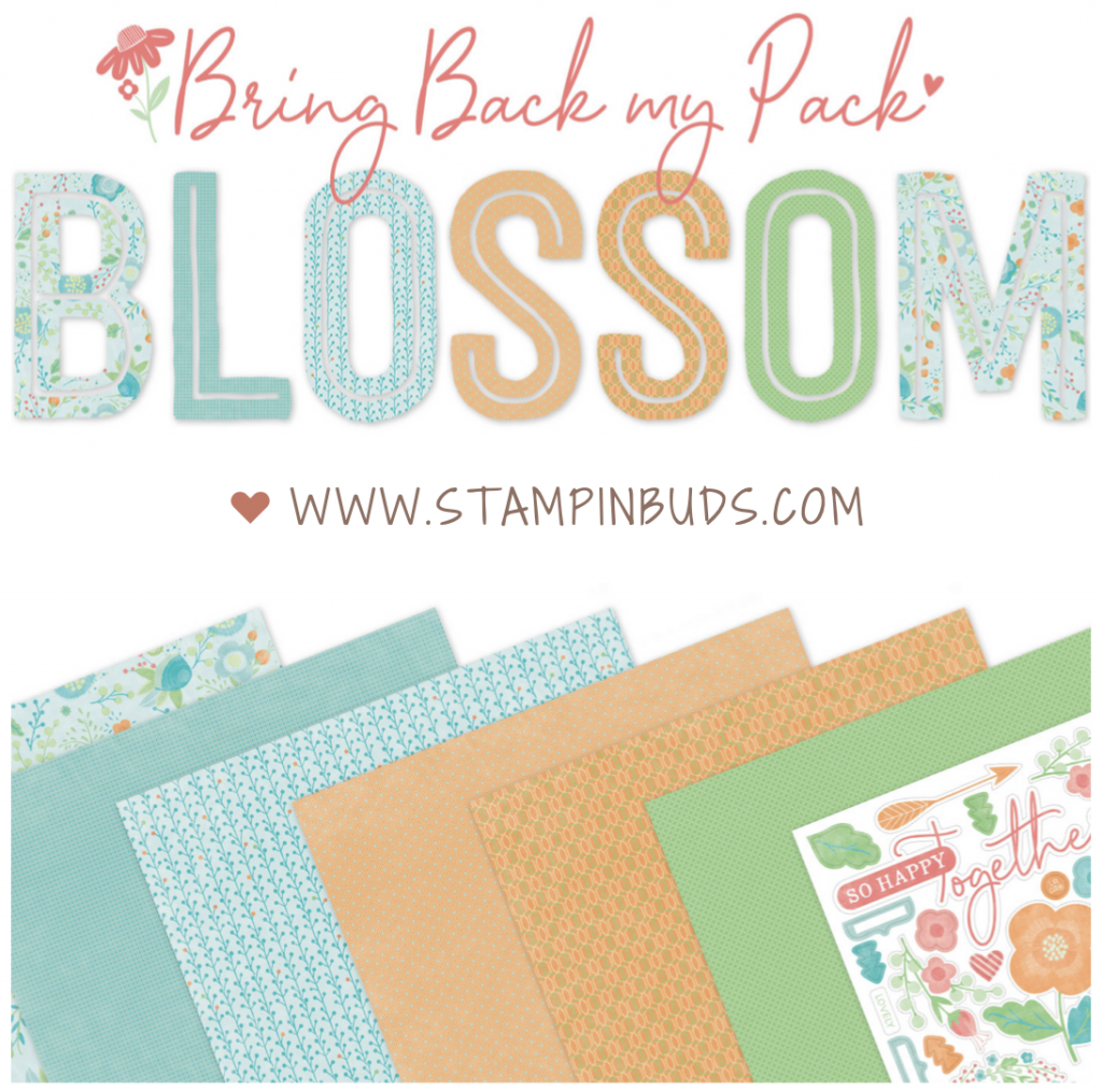 Bring Back My Pack - Blossom