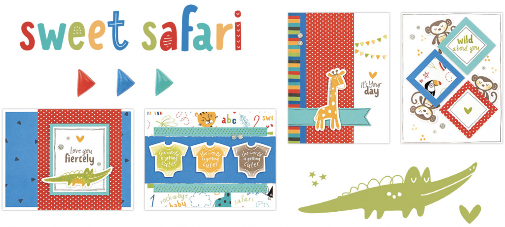 Sweet Safari Cards