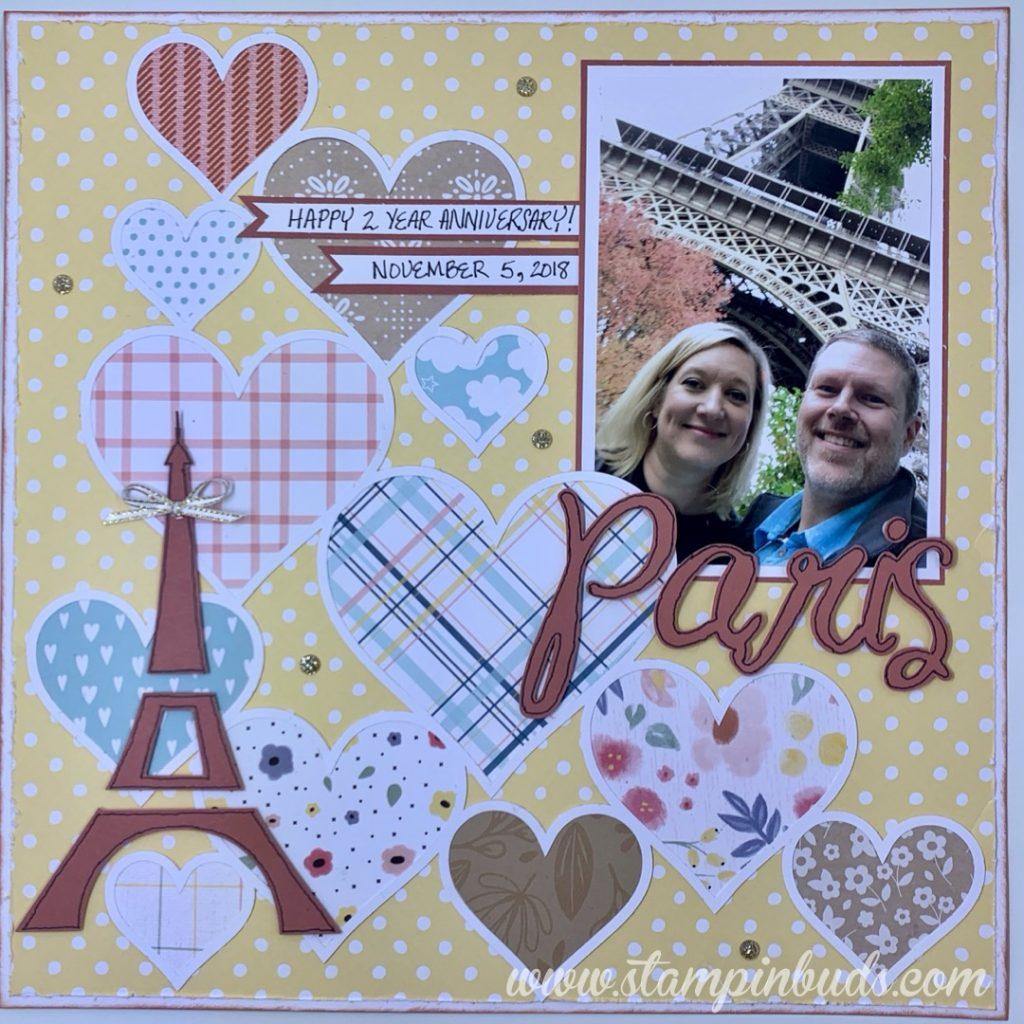 Story 52 - Paris Page