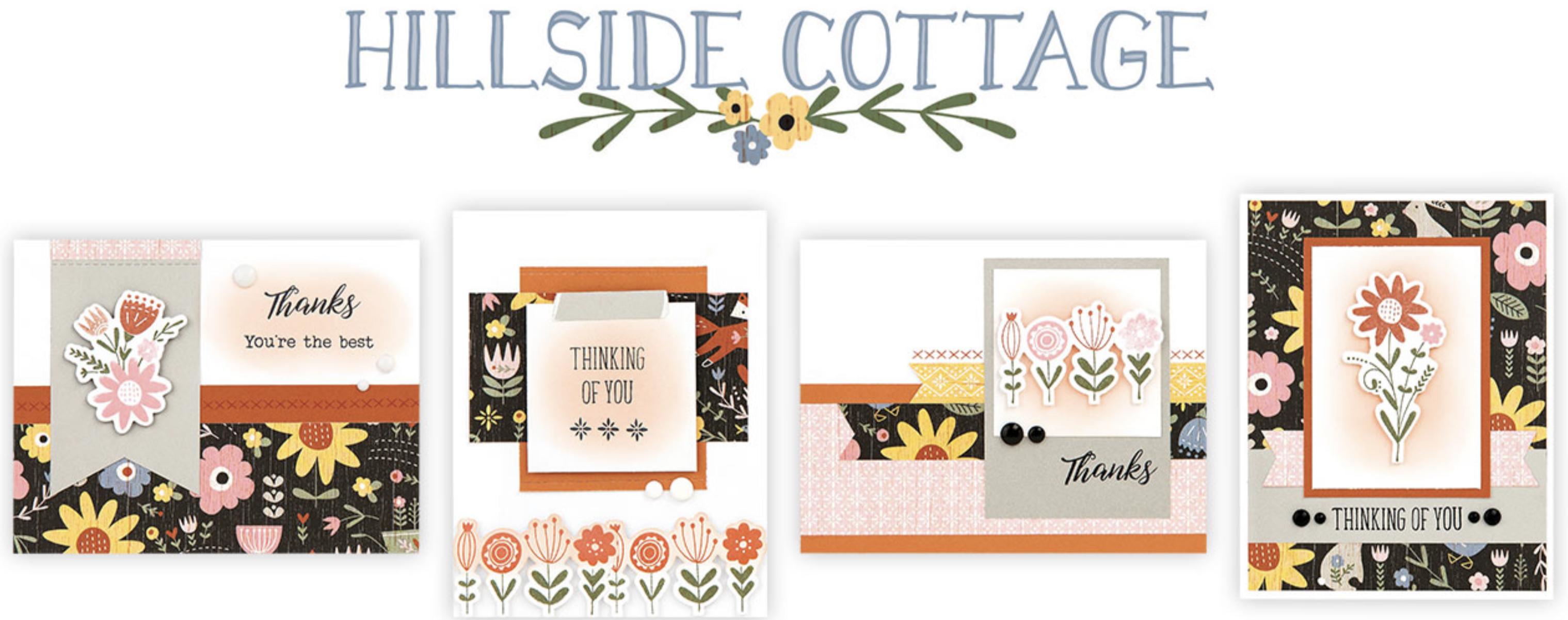 Hillside Cottage Cardmaking Workshop