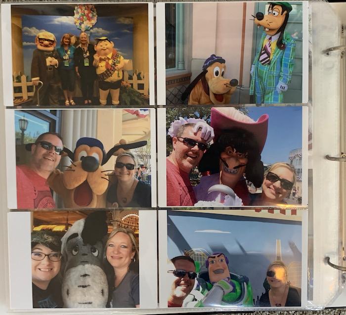 Disney Character Sightings - Photo Storage 1