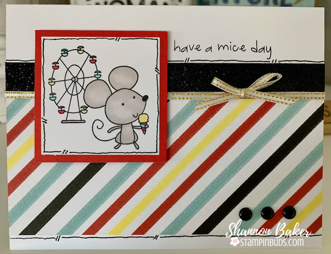 Have a Mice Day Card