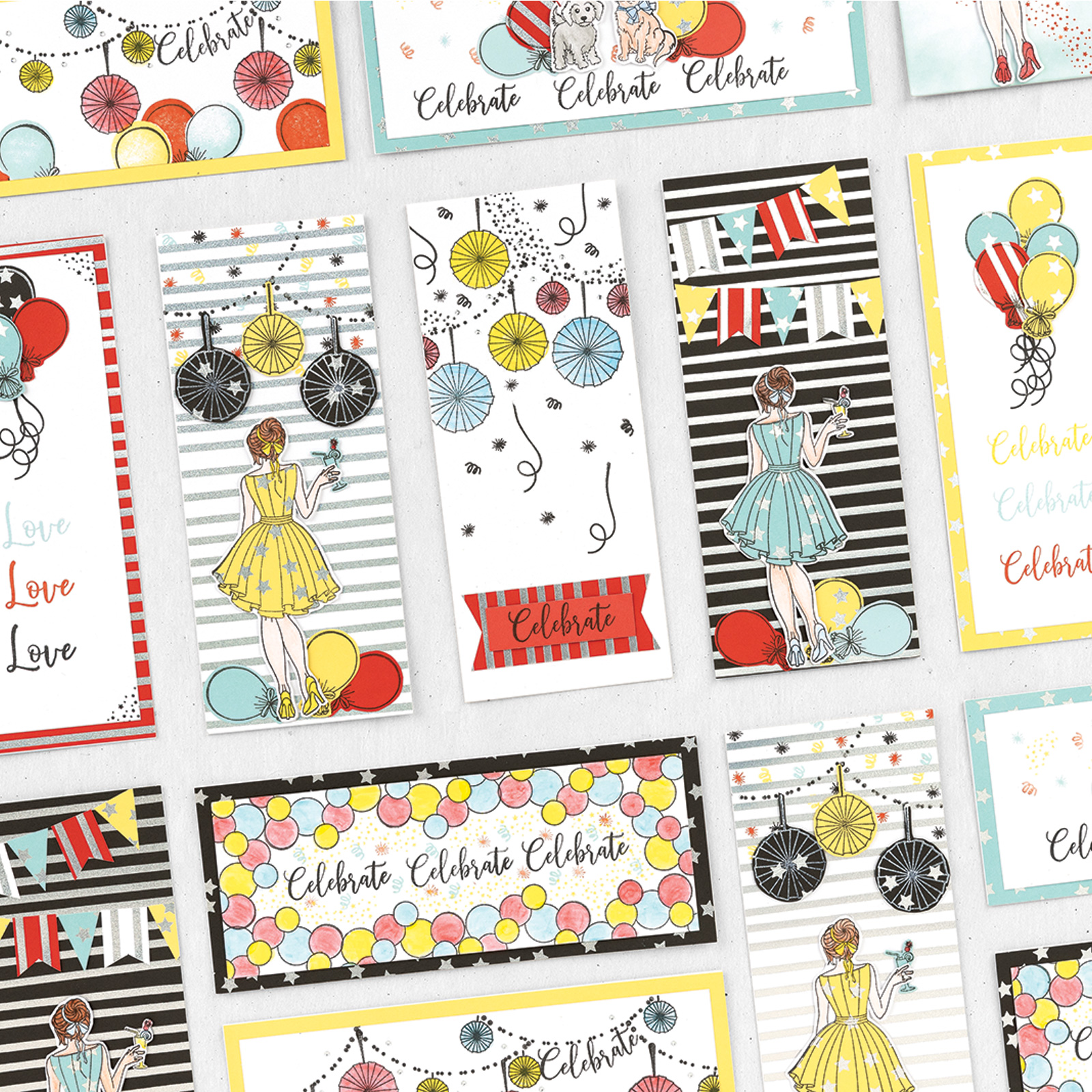 CTMH Return to the Happiest Place Cardmaking Kit