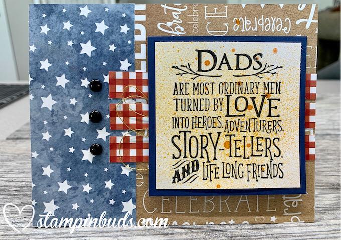 Celebrate Dads Card
