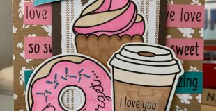 Donut Forget Card