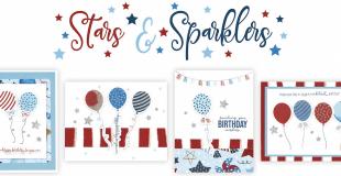 CTMH Stars & Sparklers Cardmaking Kit