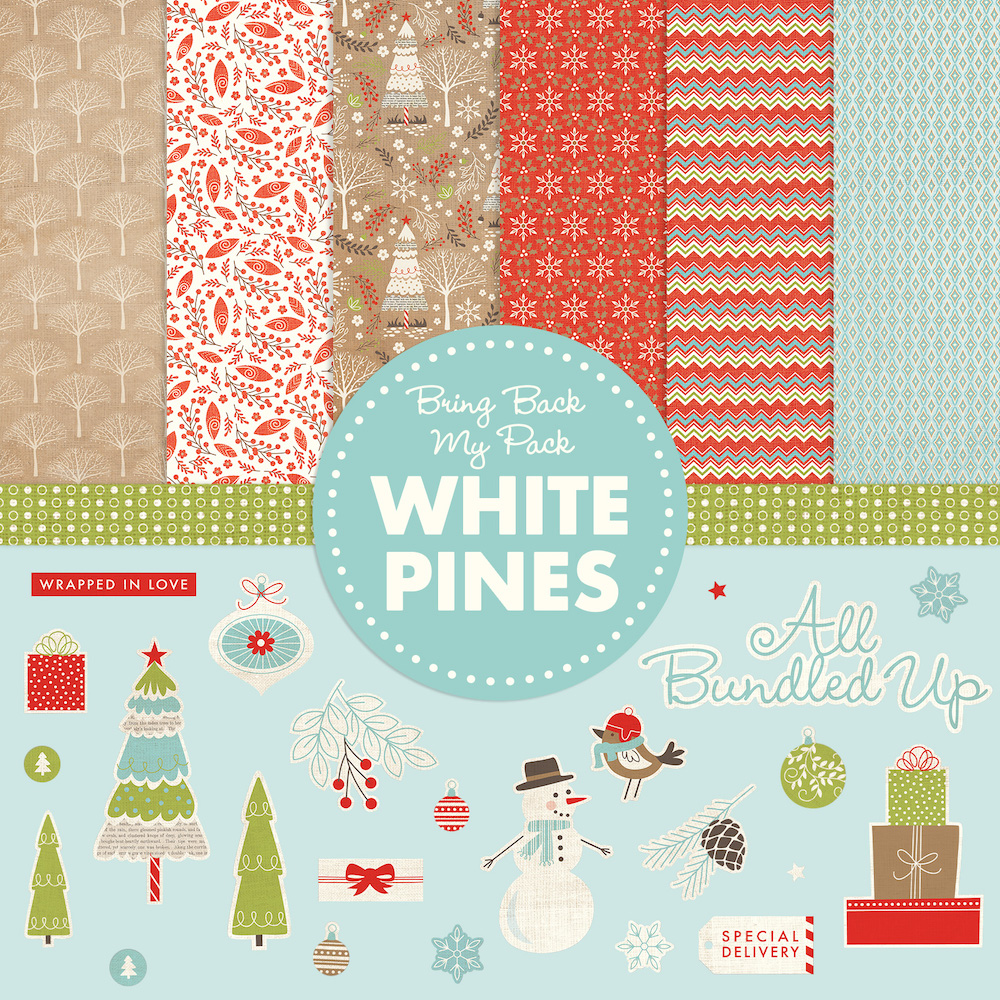 CTMH White Pines Collection