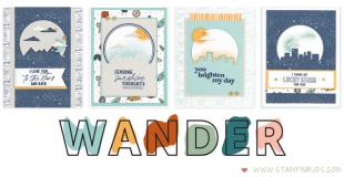 CTMH Wander Workshop Cards