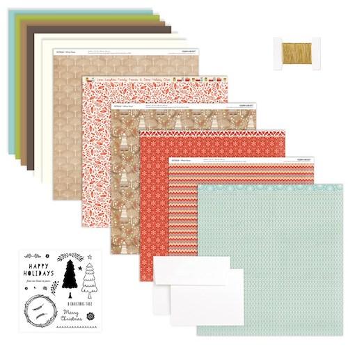 White Pines Cardmaking Kit