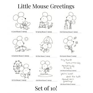 Little Mouse Bundle