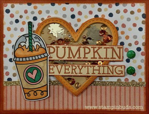 Pumpkin Everything Card
