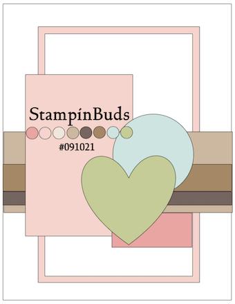 Cute Card Sketch - 091021