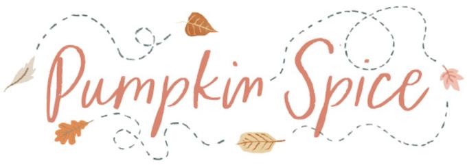 Pumpkin Spice Title