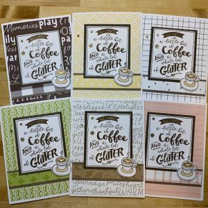 Whole Latte Love Card Kit