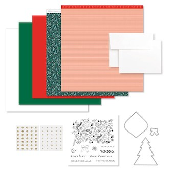 CTMH Holly & Ivy Cardmaking Kit