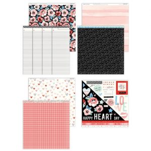 Perfect Match Paper Pack + Stickers